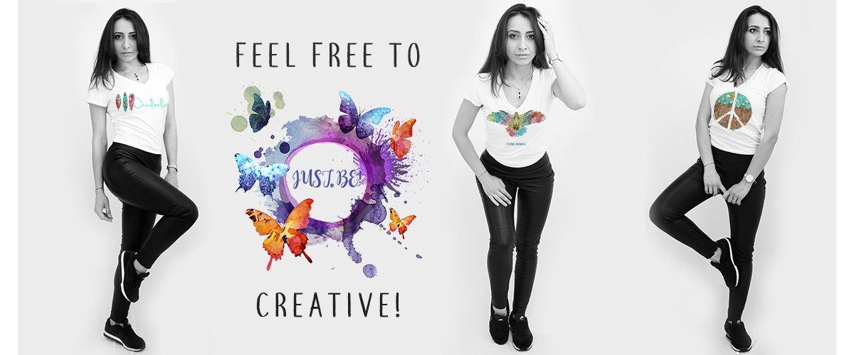 Colaj just be creative